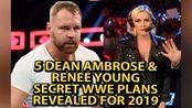迪安·安布罗斯和蕾妮·扬,2019年WWE秘密计划!