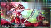 《王者荣耀》日漫女神降临峡谷, 新英雄伽罗连出两款皮肤!