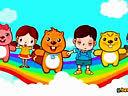 贝瓦儿歌-各国儿童心连心 儿歌视频大全连续播放100首连唱