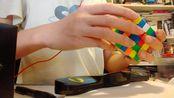 李嘉亮 42.059 5x5 Rubik's Cube Single w/ Moyu Aochuang WRM! (Yau)