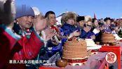 东西南北大拜年 乌英嘎在锡林郭勒草原献唱牧民歌唱共产党