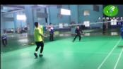 羽+特训营小球员挑战大师哥,怒砍一分