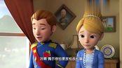 超级飞侠:西蒙王子从出生到现在都没笑过,爸爸逗他也不笑!