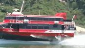 大陆往返香港的港澳客轮,波音超级渡轮929燃气轮机,威力无边!