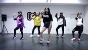 最近很火的舞蹈《Crush》简单易学流行舞蹈视频