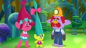 魔发精灵 翩翩起舞 第2季 第23集 闯入地堡 捉小动物记