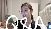 vlog#23 Q&A 晚间素颜聊天 大学?追星经历?喜欢的人?减肥?恋爱观? krystal c