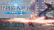 【BMHW 2nd】太刀6分53秒 硫斩龙 斗技04单人A