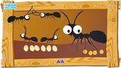 蚂蚁的家是什么样子的书适优阅儿童英语