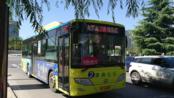 [WNTR.161]渭南公交2路 (渭南火车站~陕铁院) 全程前方展望