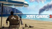JustCause3原来这游戏还有机甲这种东西啊。.。