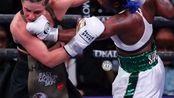 张伟丽暴揍UFC男子双冠王图片流出