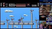 【搬运】NES力量刀锋-最新世界记录17分19秒速通-20200203