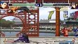 GGPO 拳皇2002 Kimwei vs 7840 Pt.1-2 2010.12.23
