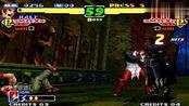 拳皇2000:拉尔夫99连击秒杀ZERO,哥不仅仅会一招宇宙幻影