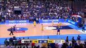 奇葩! 菲律宾男篮场上1v5澳大利亚男篮! 裁判提前结束比赛!