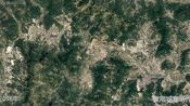 地图里看区域发展,福建省南安市与安溪县城市建设进程
