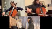 流浪室内乐1. 双大提琴【肖斯塔科维奇五首小品-前奏曲Shostakovich Five Pieces(for two cellos)】