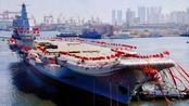 山东舰入列,开启双航母时代!中国仍需5艘航母,才能成海军强国