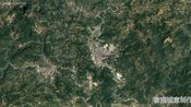 地图里看区域发展,福建省福安市城市建设进程