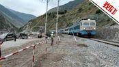 成昆铁路中断72天后恢复货运 曾因山体滑坡致17人遇难