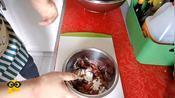 阿旭制作洋葱柿子椒炒牛肉营养美味增强免疫力