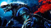 怪物猎人世界-冰原 雷狼龙竞技场A评价 7分33秒