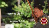 【CC字幕】柳生新阴流小科普·内容很短、画质不错