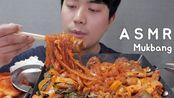 - 均馆公子 GyunTV -米肠炒肥肠,适当的话追加炒饭!korean spicy Stir-fried pork Tripe sundae