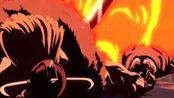 海贼王:玲玲为了吃焦糖泡芙竟然把艾尔巴夫村庄都给破坏了