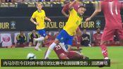 巴西足协官方:内马尔右脚踝关节韧带断裂,无缘2019美洲杯