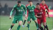 体育:中超-上港365-108国安落后恒大3分,李圣龙艾哈建功