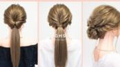 【发型教学】【女造型】[人人皆知的技术决定]轻松梳理头发- YouTube