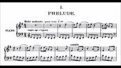 【钢琴】拉尔夫·沃恩·威廉姆斯 - 组曲六首
