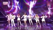 中国女团在韩国爆红,成员许佳琪登上韩网热搜,韩网友:是女神啊