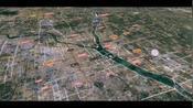 卫星看山东省(上):枣庄市,临沂市,青岛市,烟台市,淄博市等