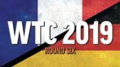【工会球】WTC(世界团队锦标赛)2019 第六轮- Hunters Vs. Masons