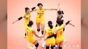 中国女排3-0日本女排,外国人:这简直是屠杀,日媒说法更夸张