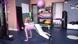 波比跳不正确会练出腰肌劳损!健身教练教你正确练习,跟着做起来