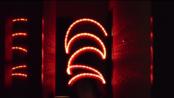 光绘轨迹的定格动画化实验Experimental record of stop-motion animation of light drawing track