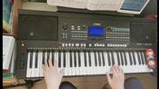 《一千年以后》-电子琴