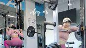 【饼的健身VLOG#6】深蹲150lb挑战 | 力量举练腿日 | 果然挚爱还是深蹲 | 间歇性断食一日饮食之蛋饼和火锅