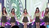 April - Muah - MBC音乐中心 现场版 15/12/12