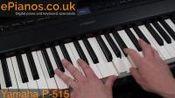 Yamaha P-515电钢琴演奏视频【中国电子琴信息网转】