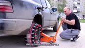 用可乐制作汽车轮胎:居然能行驶这么远,质量可靠!