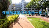 新加坡留学Vlog   在新加坡国立大学的一天(上)