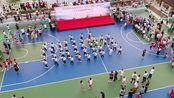 2019年郸城县暨周口市首届农商银行杯男子篮球联赛开幕式