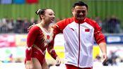 体操世界杯中国4金1银2铜收官 刘洋奥运资格尤浩更近一步