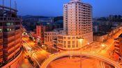 地图里看区域发展,湖南省宜章县城市化进程