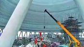2016年11月24日,江西丰城发电厂发生冷却塔施工平台坍塌特大事故,造成73人死亡、2人受伤。
